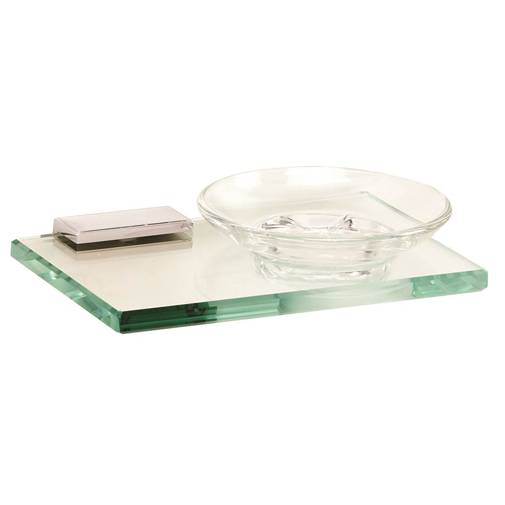 Alno Soap Dishes Bathroom Accessories item A7530-PC