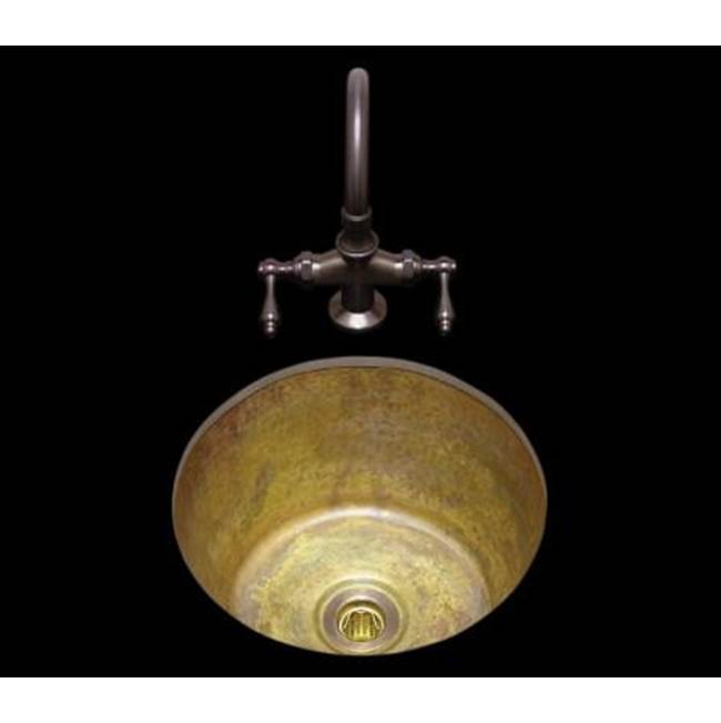 Bates And Bates Undermount Bar Sinks item B0350H.NS