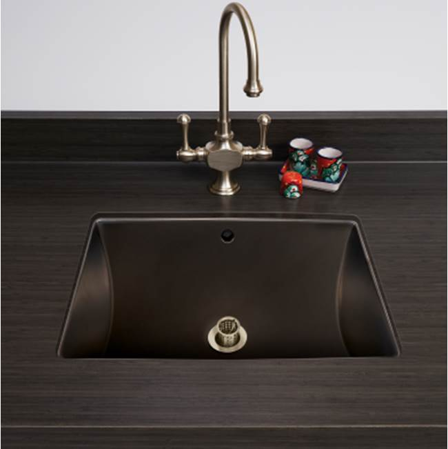 Bates And Bates Drop In Bathroom Sinks item P0914.D.IB