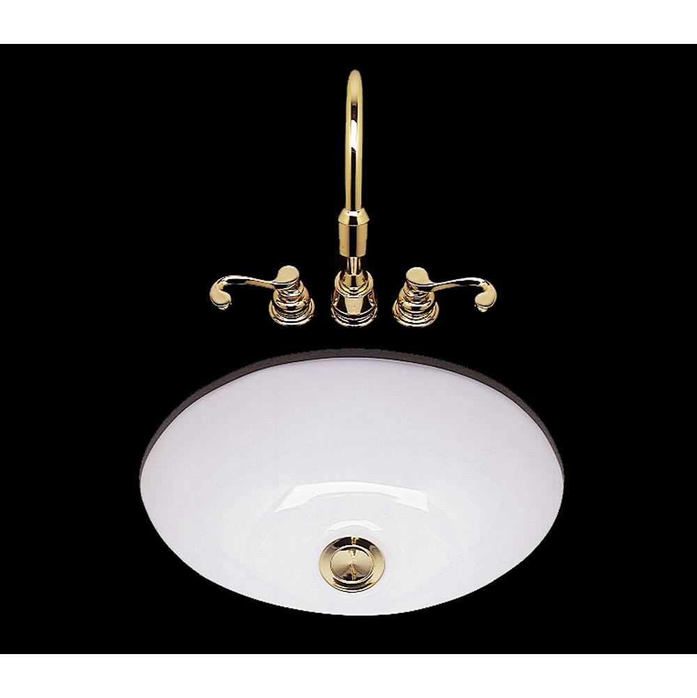 Bates And Bates Undermount Bathroom Sinks item P1013.U.JC