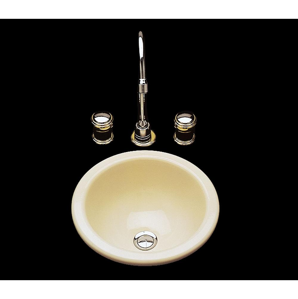Bates And Bates Undermount Bathroom Sinks item P1212.U2.WH