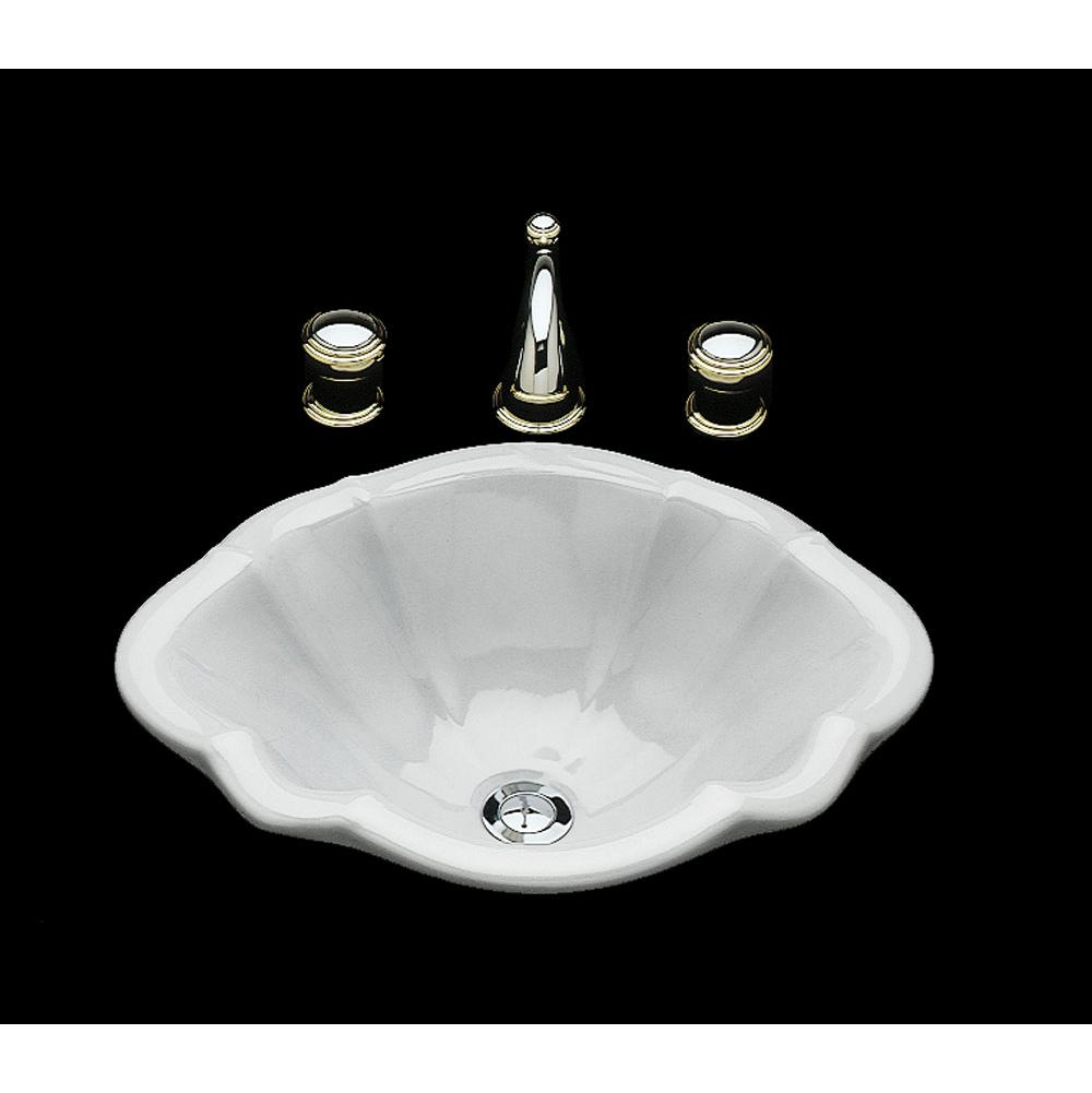 Bates And Bates Drop In Bathroom Sinks item P1418.D2.LN