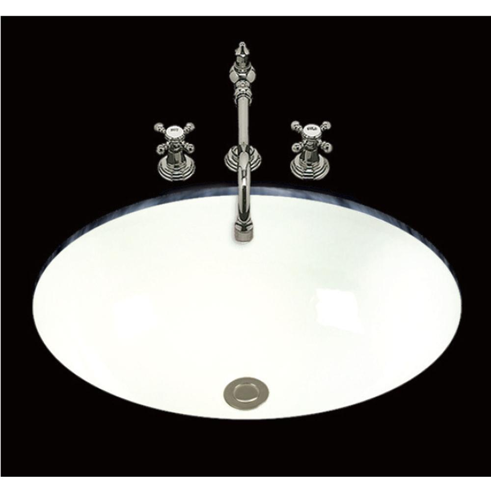 Bates And Bates Undermount Bathroom Sinks item P1419.U2.WB