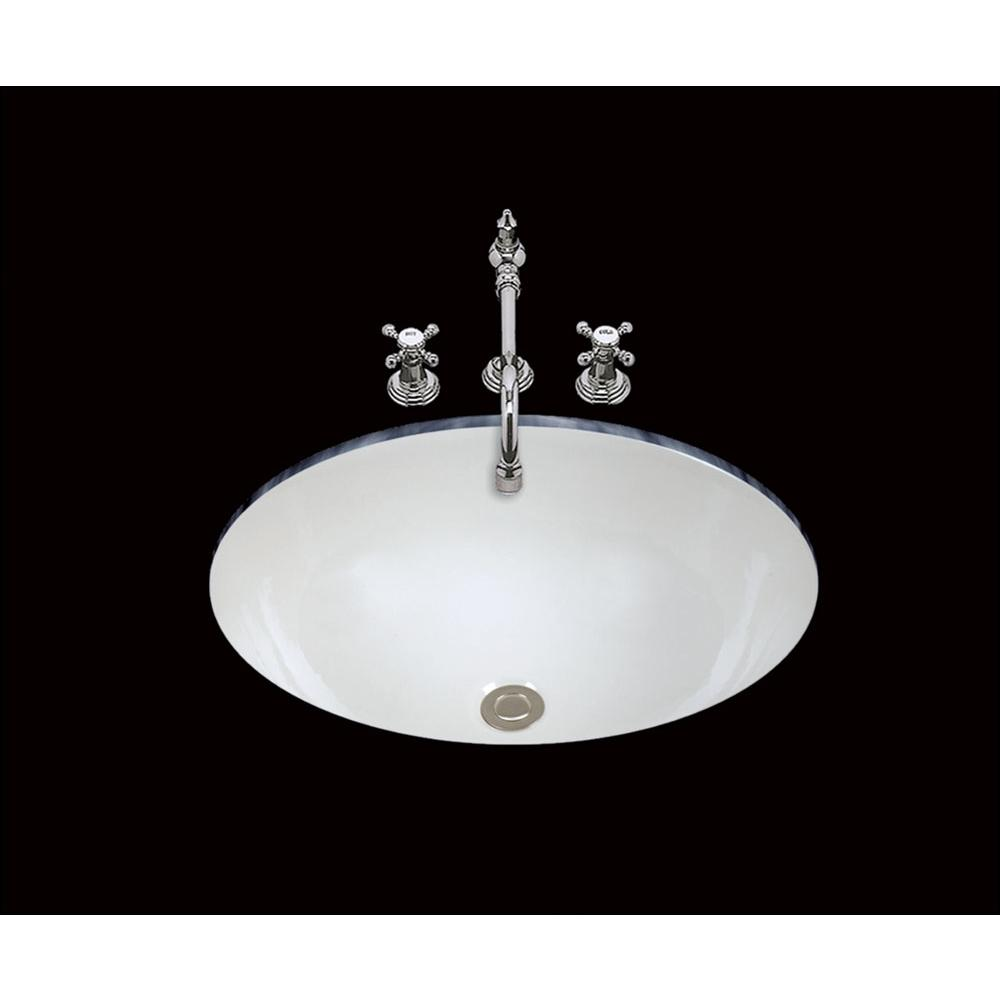 Bates And Bates Undermount Bathroom Sinks item P1618.U.CW