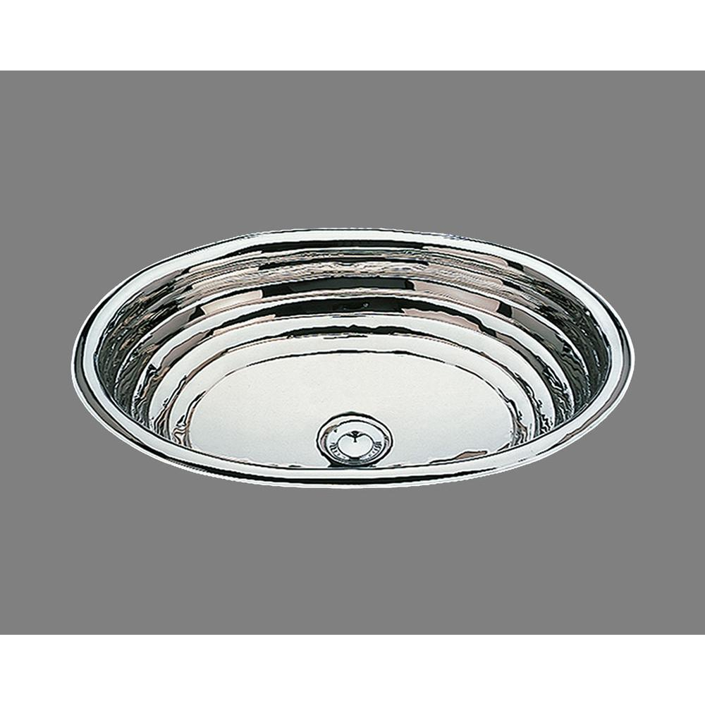 Bates And Bates Drop In Bathroom Sinks item B1318R.WB