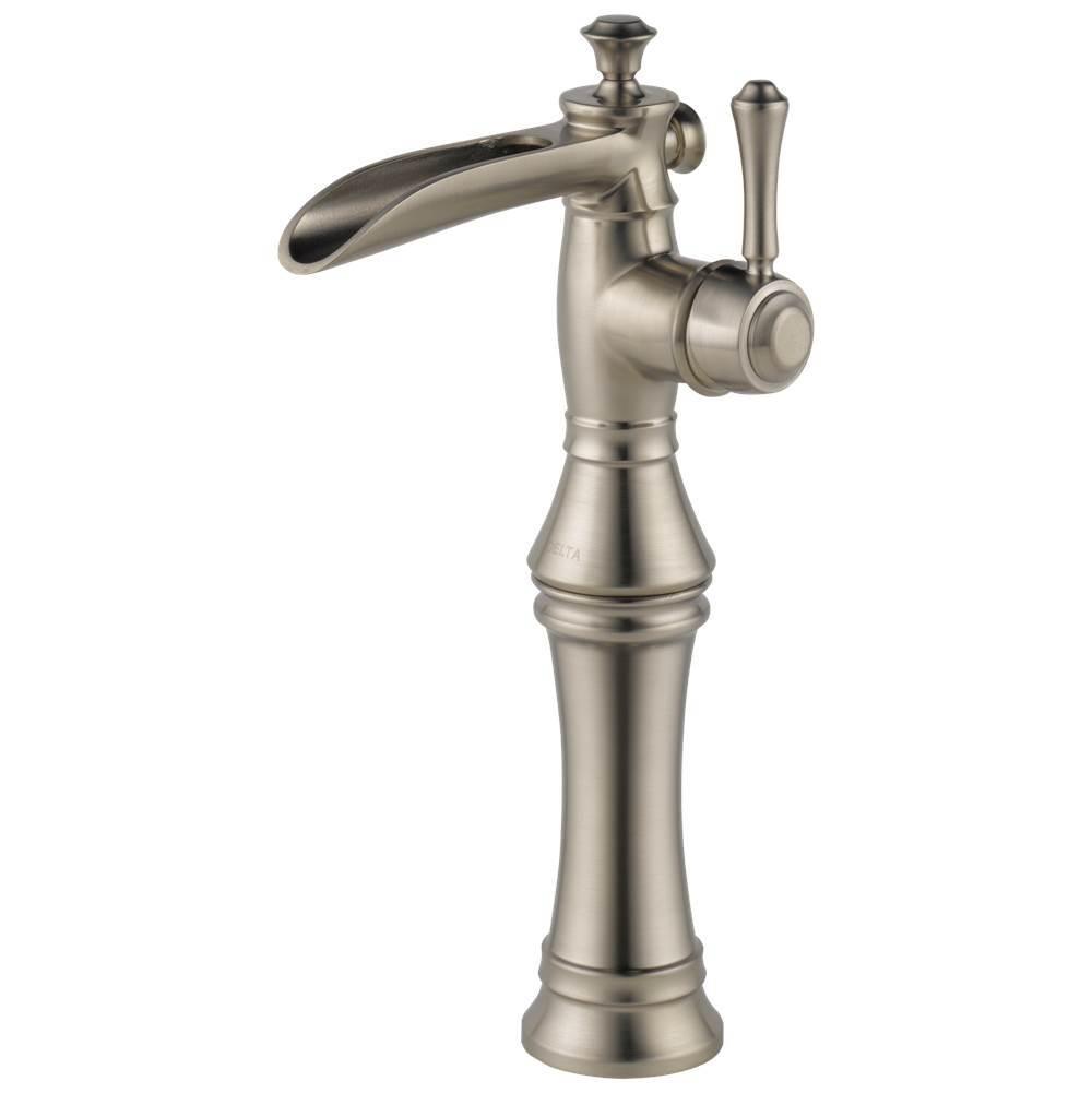 Delta Faucet Vessel Bathroom Sink Faucets item 798LF-SS