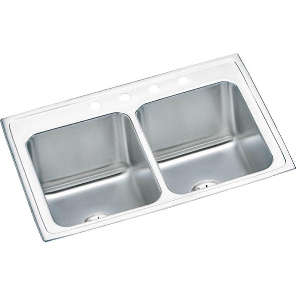Elkay Drop In Kitchen Sinks item DLR332210PD3