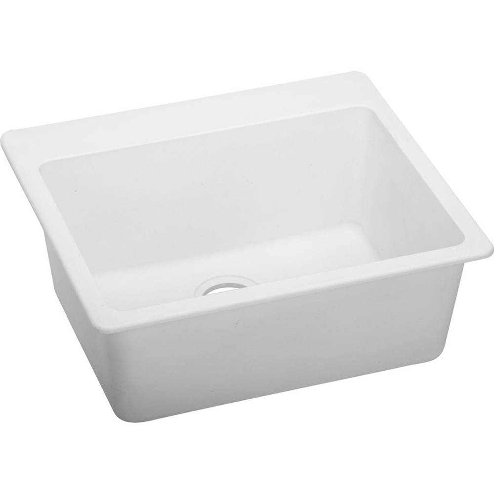 Elkay Drop In Kitchen Sinks item ELG2522WH0