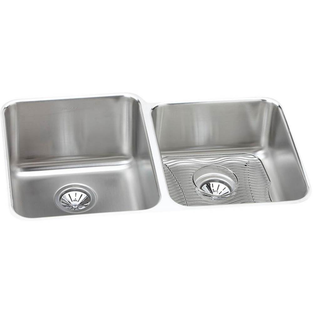 Elkay Undermount Kitchen Sinks item ELUH3120RDBG