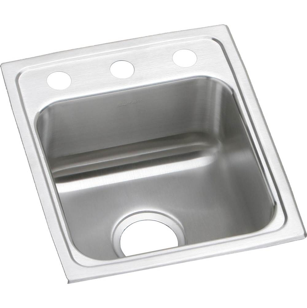 Elkay Drop In Kitchen Sinks item LRAD1517503