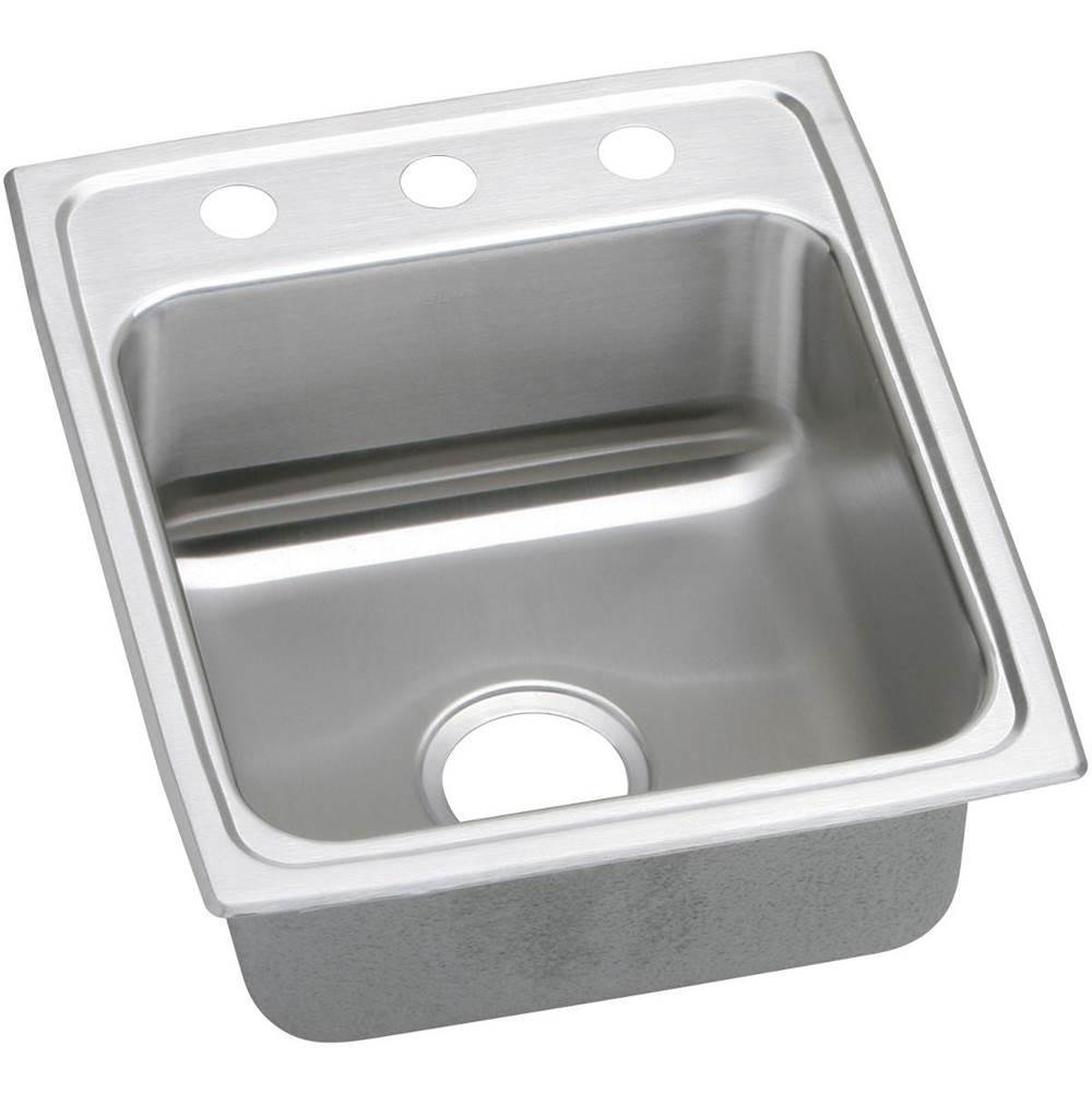 Elkay Drop In Kitchen Sinks item LRADQ172055MR2