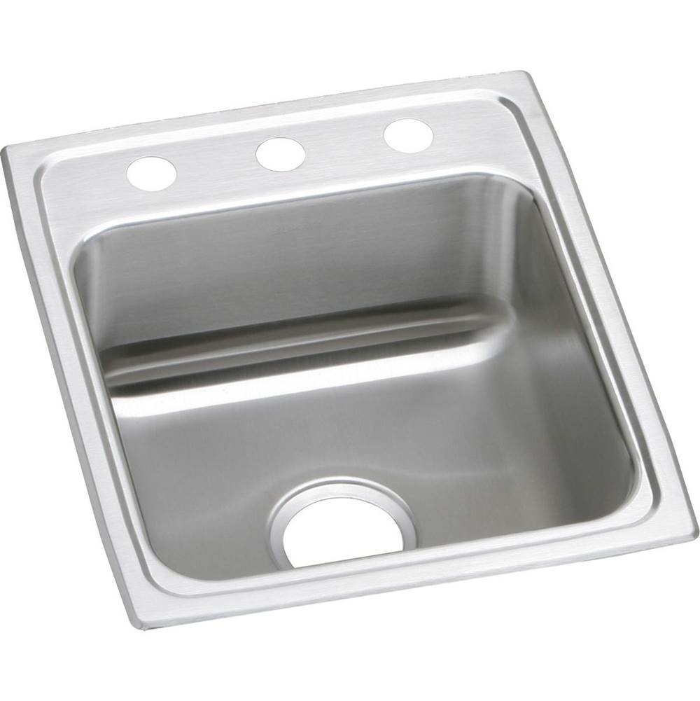 Elkay Drop In Kitchen Sinks item LRAD172050MR2