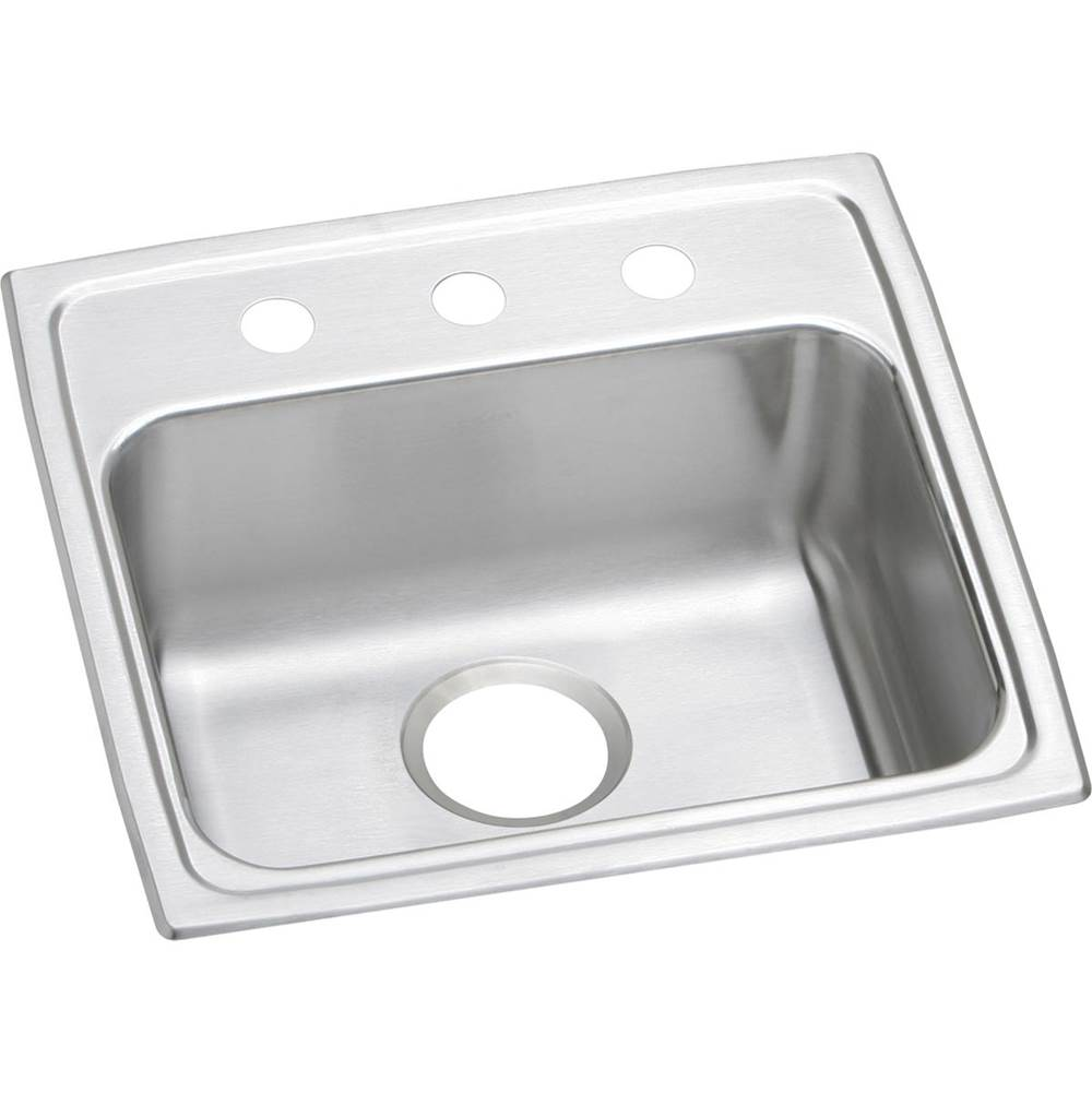 Elkay Drop In Kitchen Sinks item LRAD191860OS4