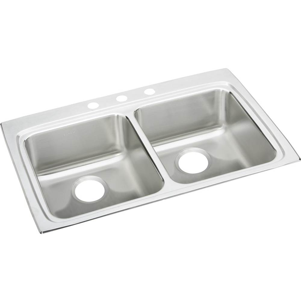 Elkay Drop In Kitchen Sinks item LRAD3322653