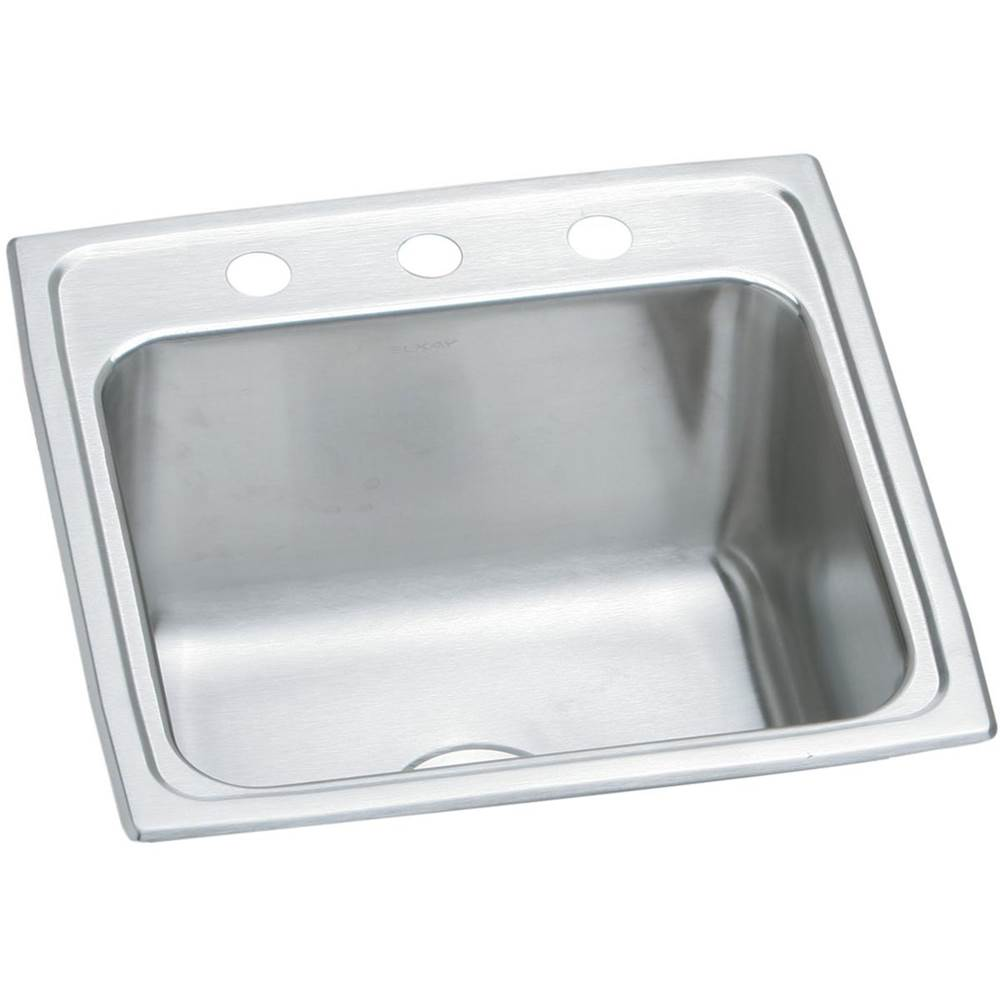 Elkay Drop In Kitchen Sinks item PLA191910OS4
