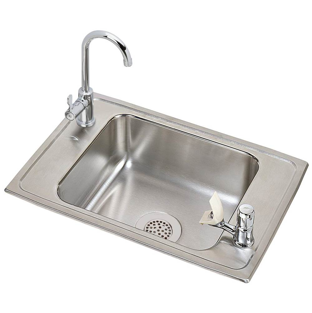 Elkay Drop In Laundry And Utility Sinks item PSDKR2517VRC