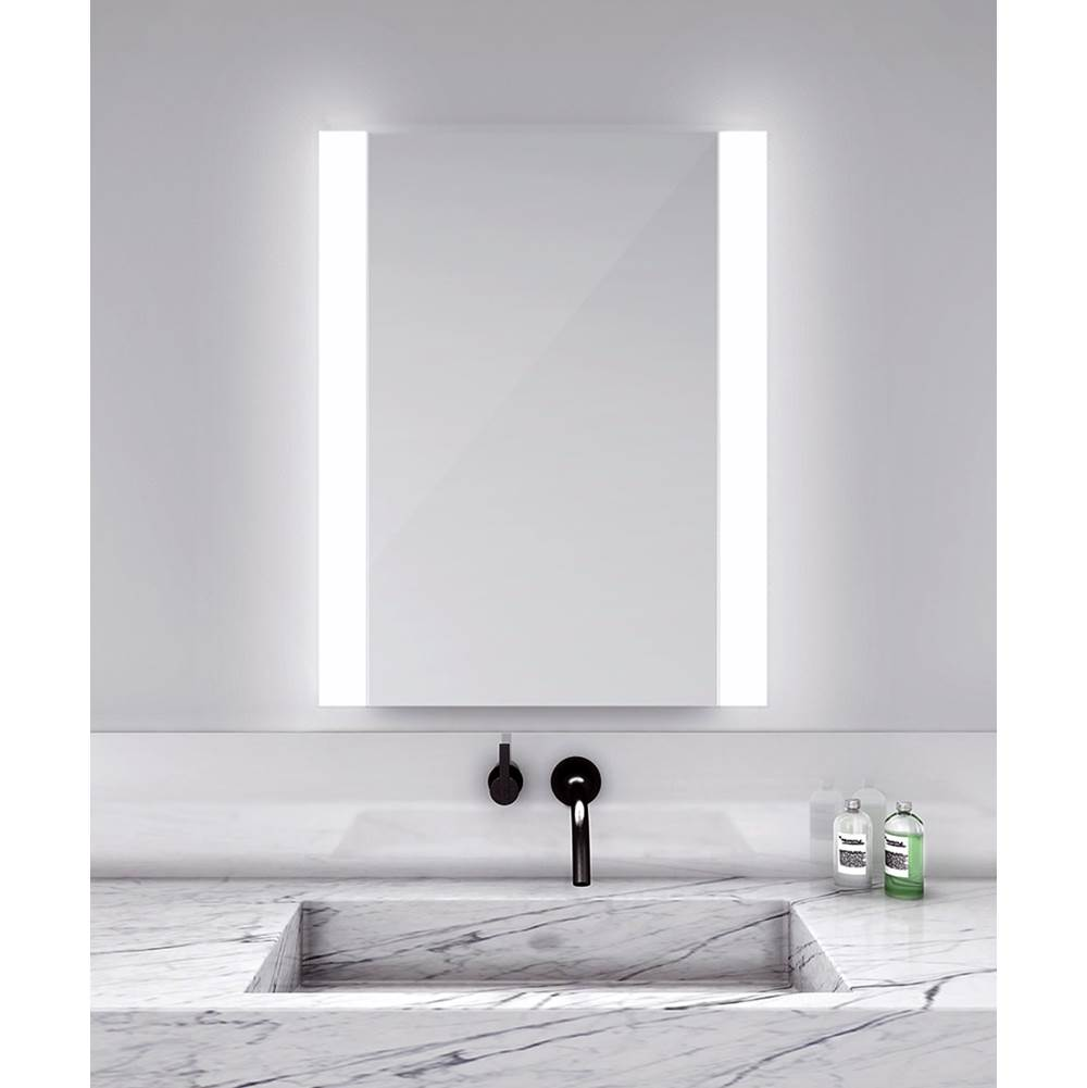 Electric Mirror Electric Lighted Mirrors Mirrors item NOV4-3636-DC-NL