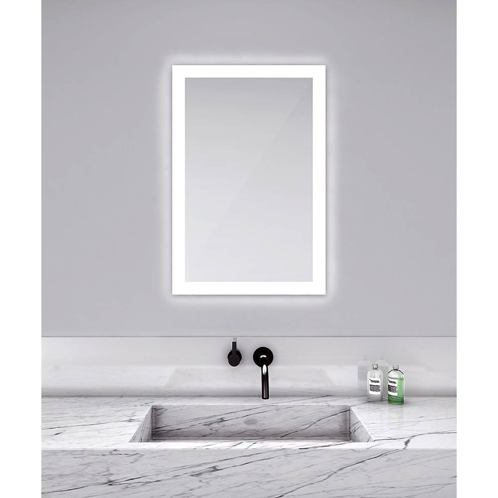 Electric Mirror Rectangle Mirrors item SIL6036