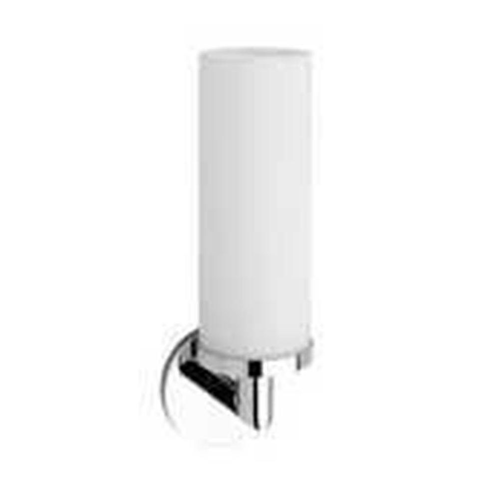Ginger One Light Vanity Bathroom Lights item 4681/SN