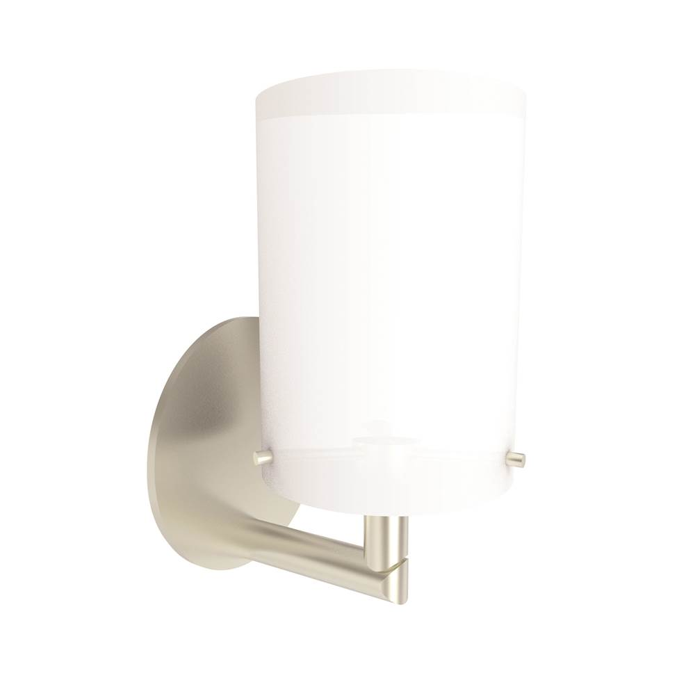 Ginger One Light Vanity Bathroom Lights item 0281/SN