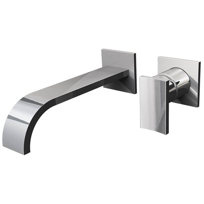 Graff Wall Mounted Bathroom Sink Faucets item G-1836-LM36W-OB-T