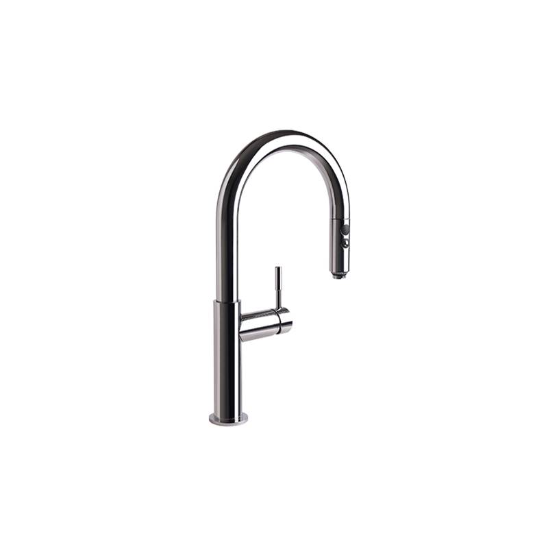 Graff Pull Down Faucet Kitchen Faucets item G-4612-LM3-WT