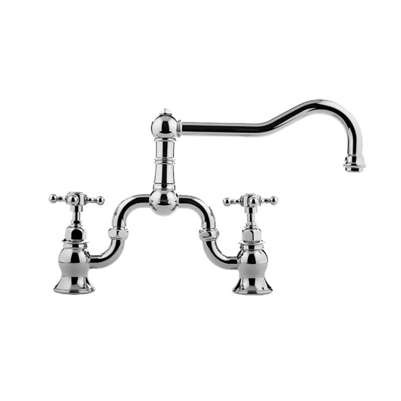 Graff Bridge Kitchen Faucets item G-4870-C2-BAU