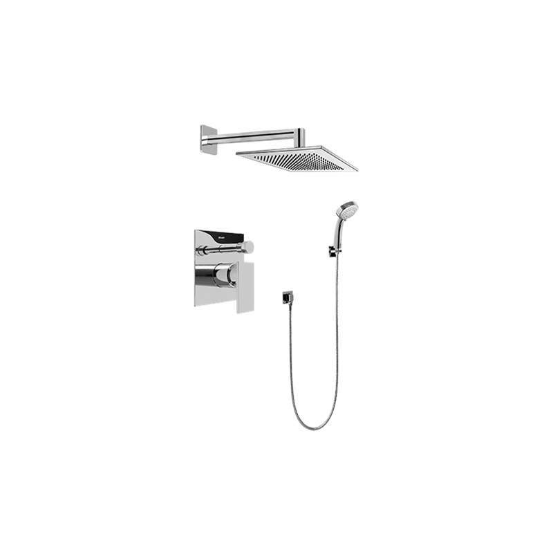 Graff Complete Systems Shower Systems item G-7296-LM31S-SN-T