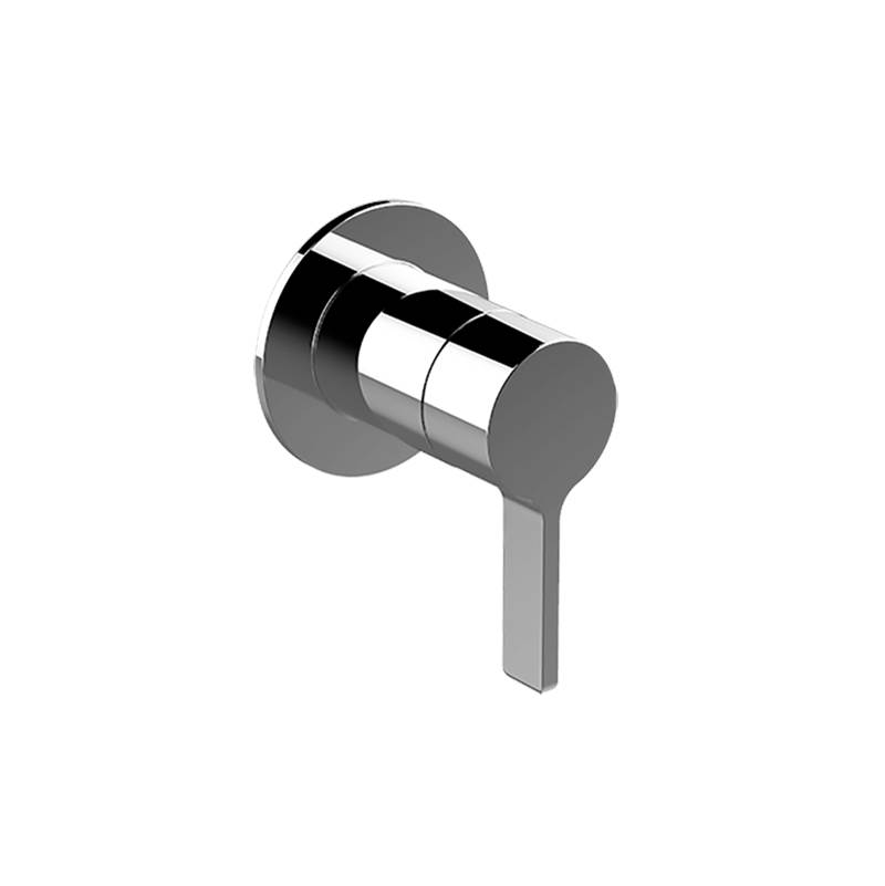 Graff Thermostatic Valve Trims With Integrated Diverter Shower Faucet Trims item G-8064-LM46S-PN-T
