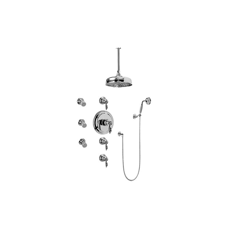 Graff Complete Systems Shower Systems item GA1.221B-LM14S-OB-T