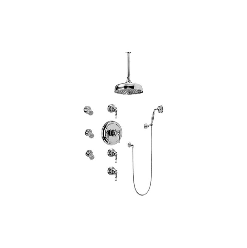 Graff Complete Systems Shower Systems item GA1.221B-LM22S-SN-T