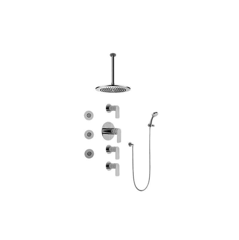 Graff Complete Systems Shower Systems item GB1.131A-LM42S-SN