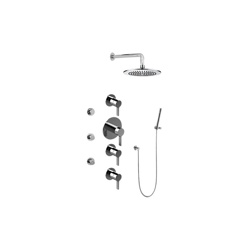 Graff Bodysprays Shower Heads item GB1.222A-LM46S-PN