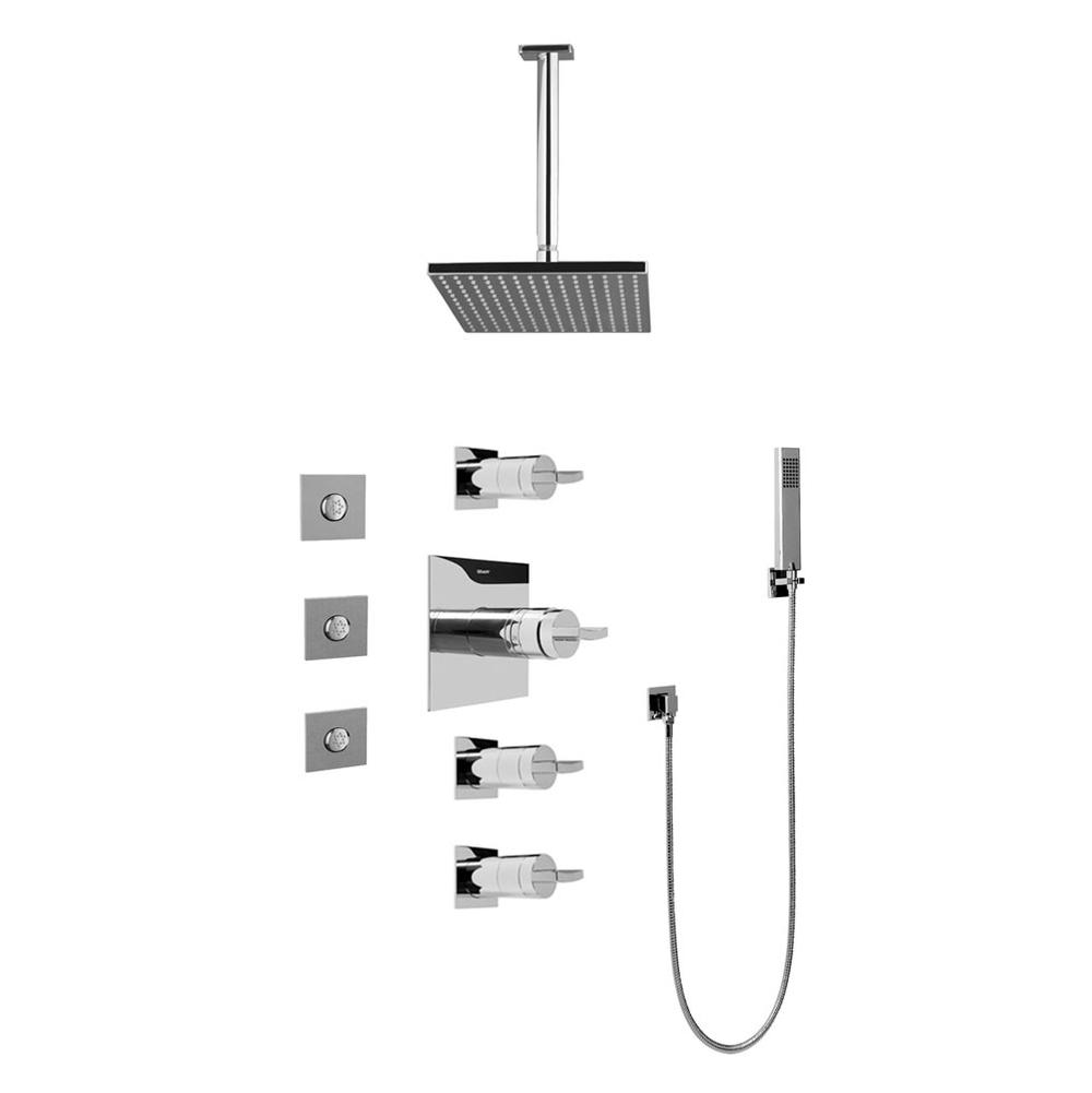 Graff Complete Systems Shower Systems item GC1.121A-C14S-PC