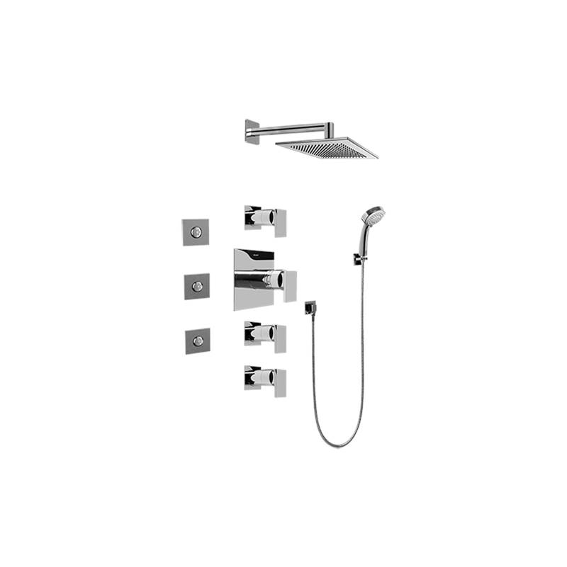 Graff Complete Systems Shower Systems item GC1.132A-LM31S-SN-T