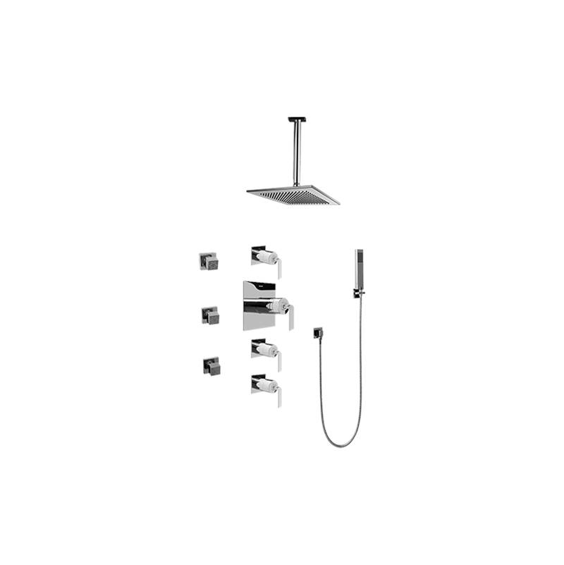 Graff Complete Systems Shower Systems item GC1.221A-LM40S-SN-T