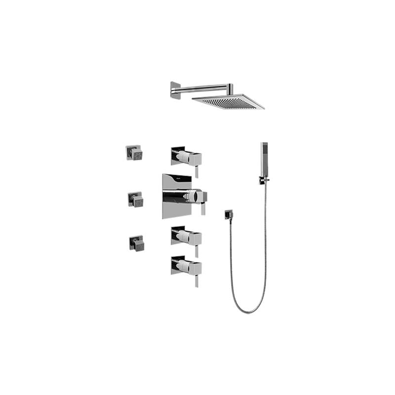 Graff Complete Systems Shower Systems item GC1.222A-LM39S-SN