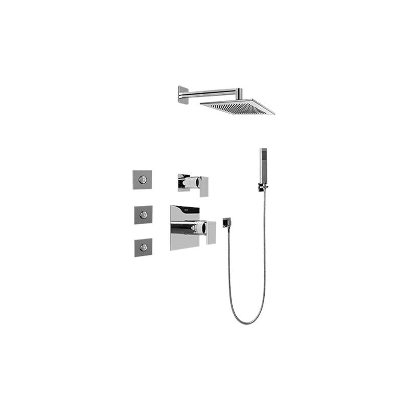 Graff Complete Systems Shower Systems item GC5.122A-LM31S-SN-T