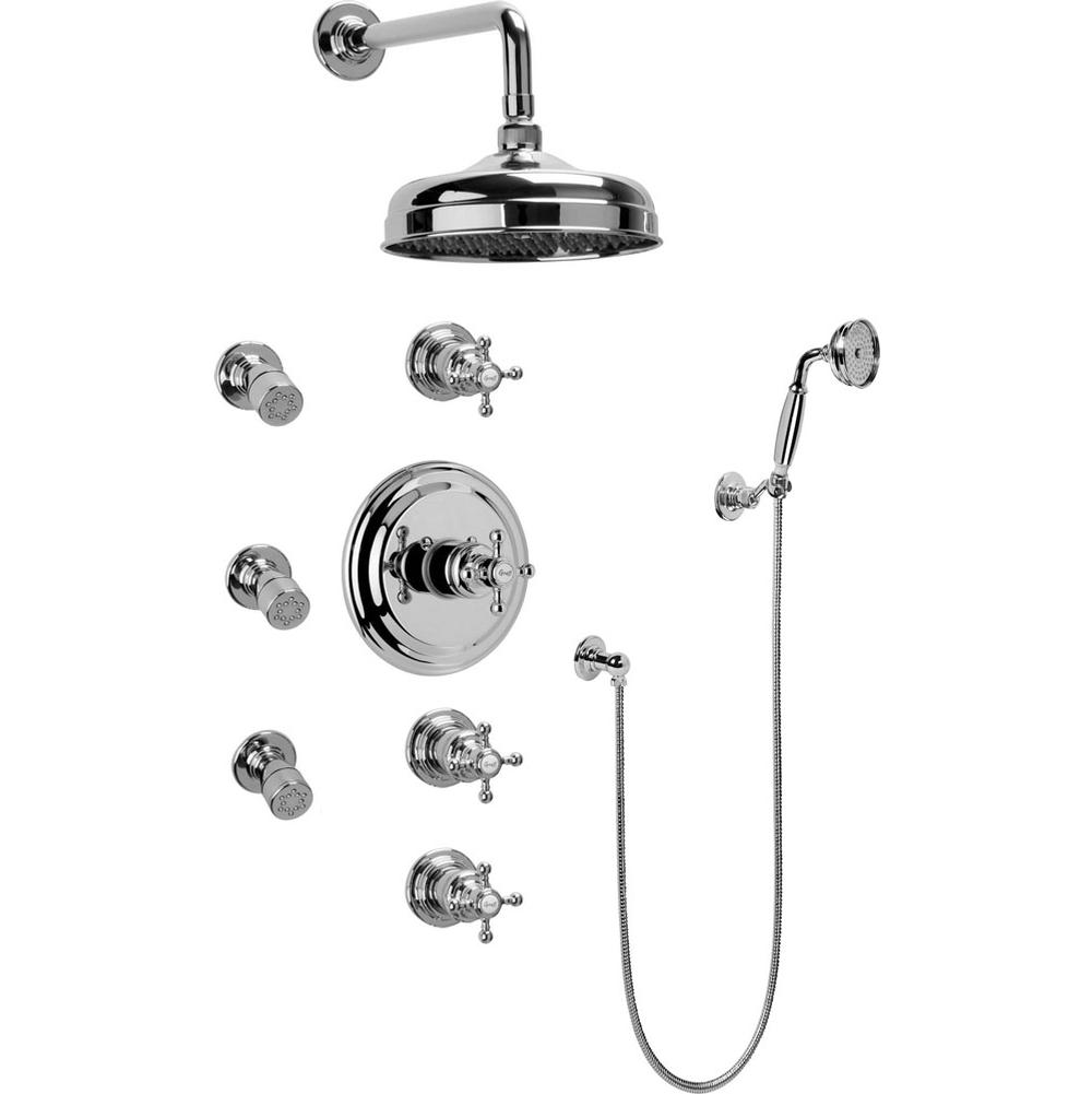 Graff Complete Systems Shower Systems item GA1.222B-C2S-PC