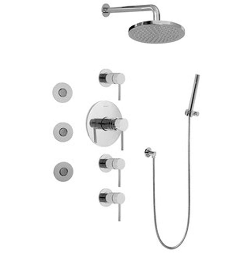 Graff Complete Systems Shower Systems item GB1.122A-LM37S-PC
