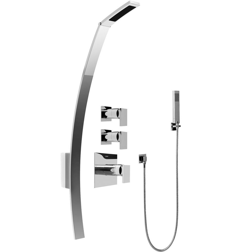 Graff Complete Systems Shower Systems item GF2.020A-LM31S-PC