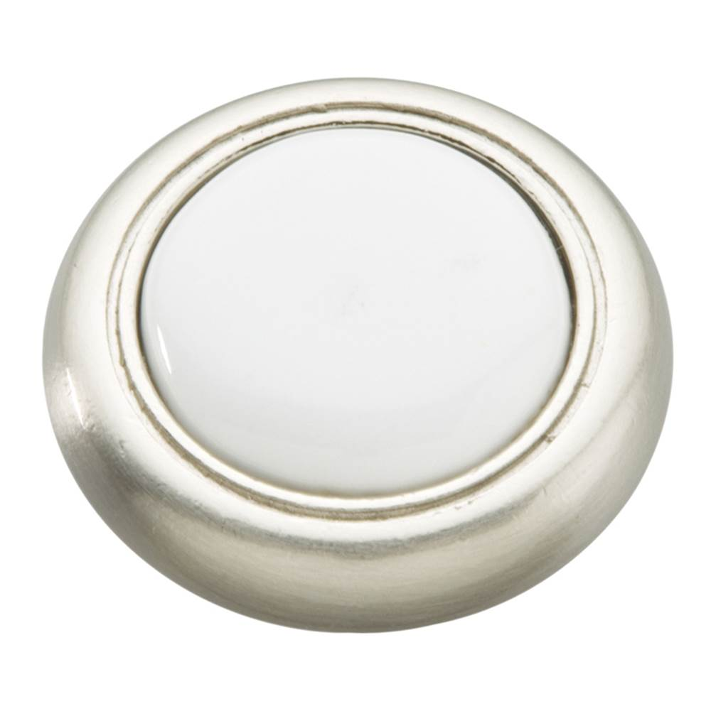 Hickory Hardware  Knobs item P710-SNW