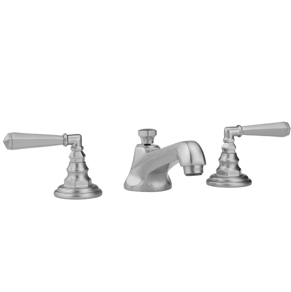 Jaclo Widespread Bathroom Sink Faucets item 6870-T675-836-PCH