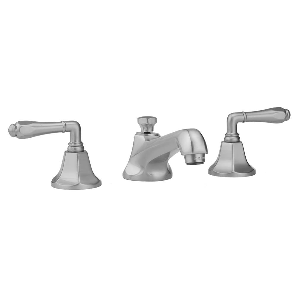 Jaclo Widespread Bathroom Sink Faucets item 6870-T684-0.5-PCH