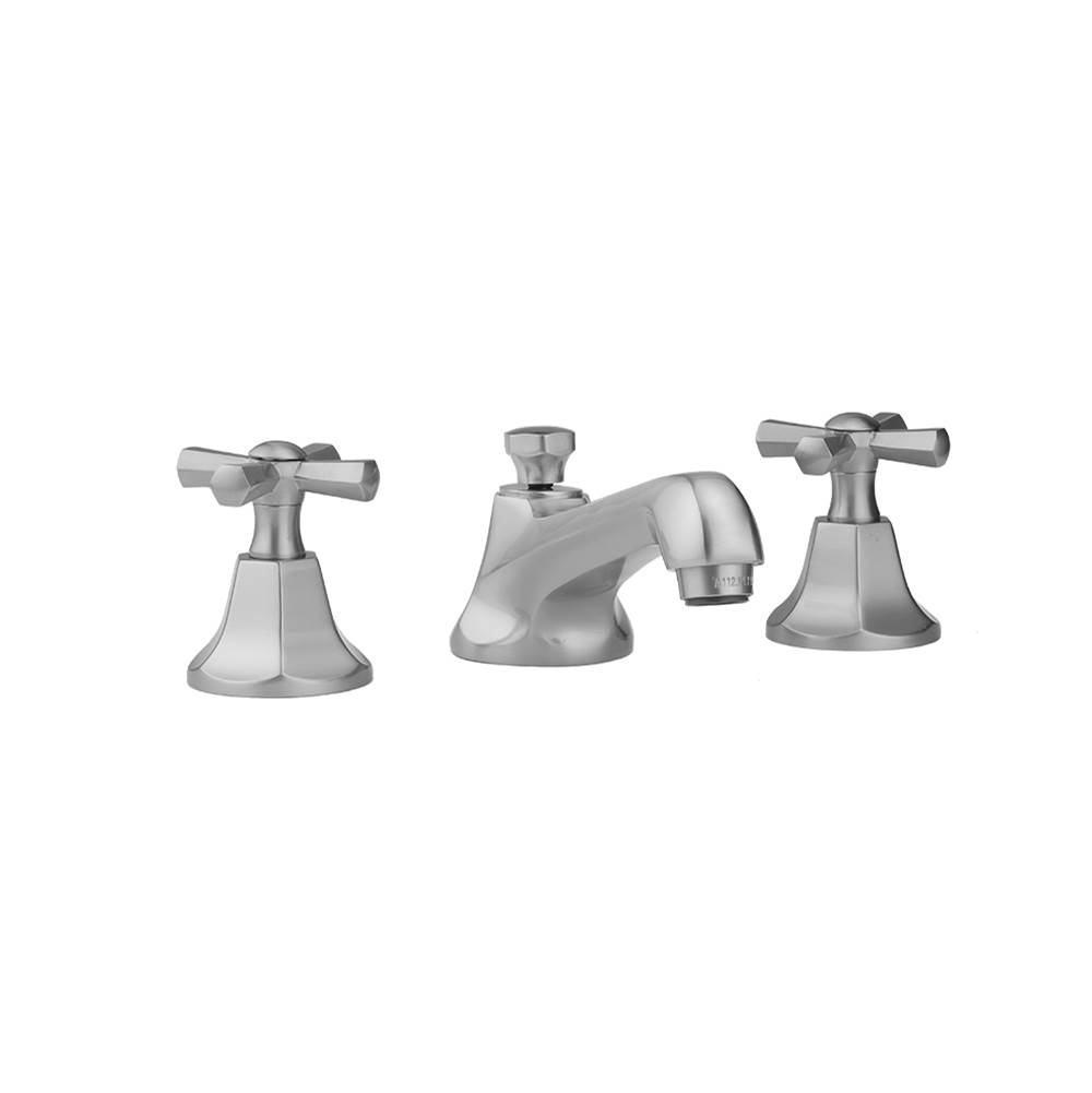 Jaclo Widespread Bathroom Sink Faucets item 6870-T686-0.5-EB