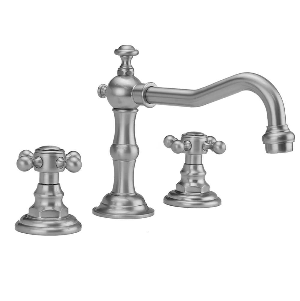 Jaclo Widespread Bathroom Sink Faucets item 7830-T678-BKN
