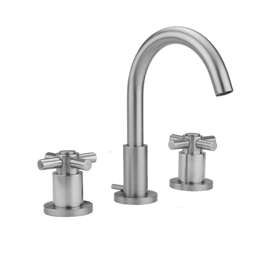 Jaclo Widespread Bathroom Sink Faucets item 8880-C-PB