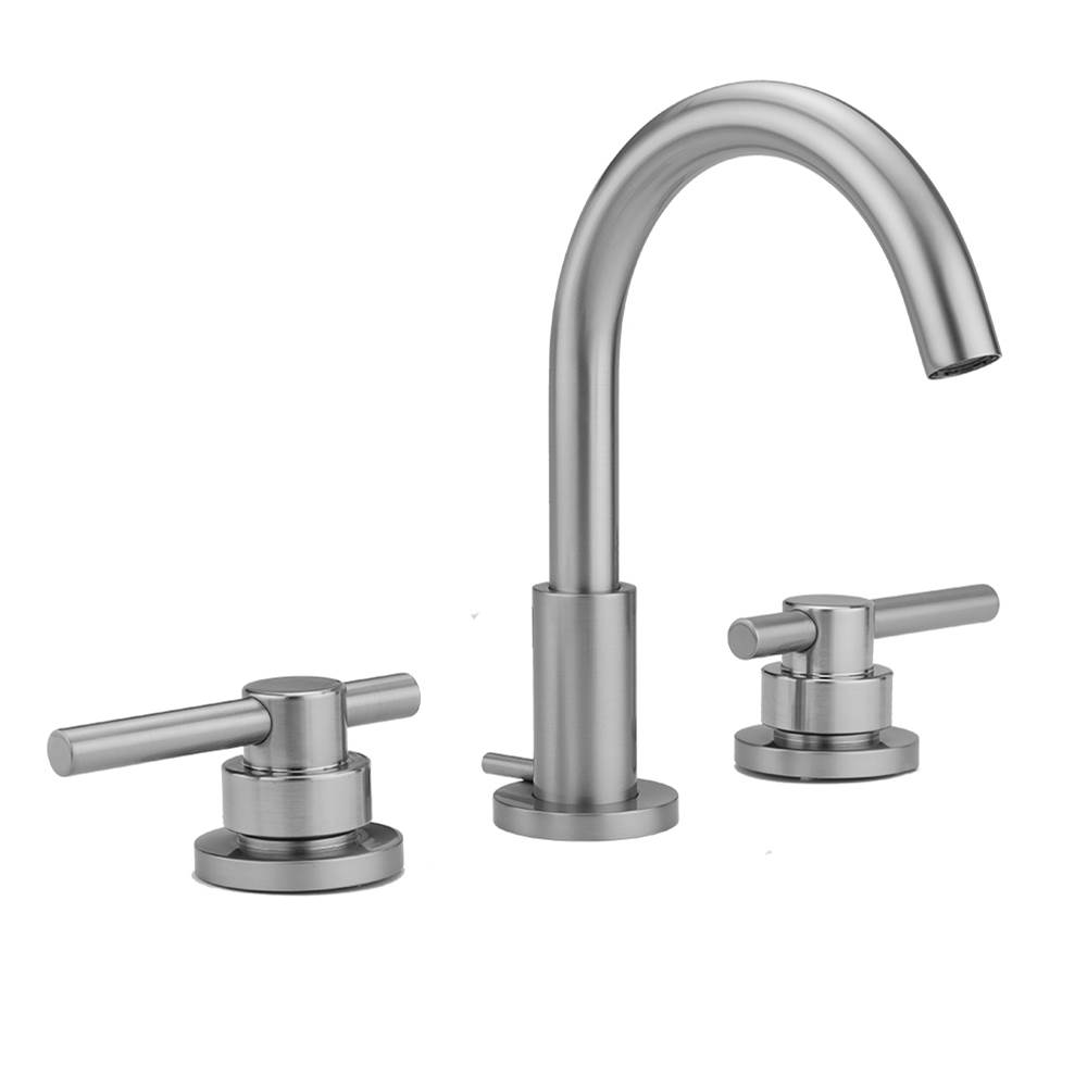 Jaclo Widespread Bathroom Sink Faucets item 8880-T638-1.2-WH