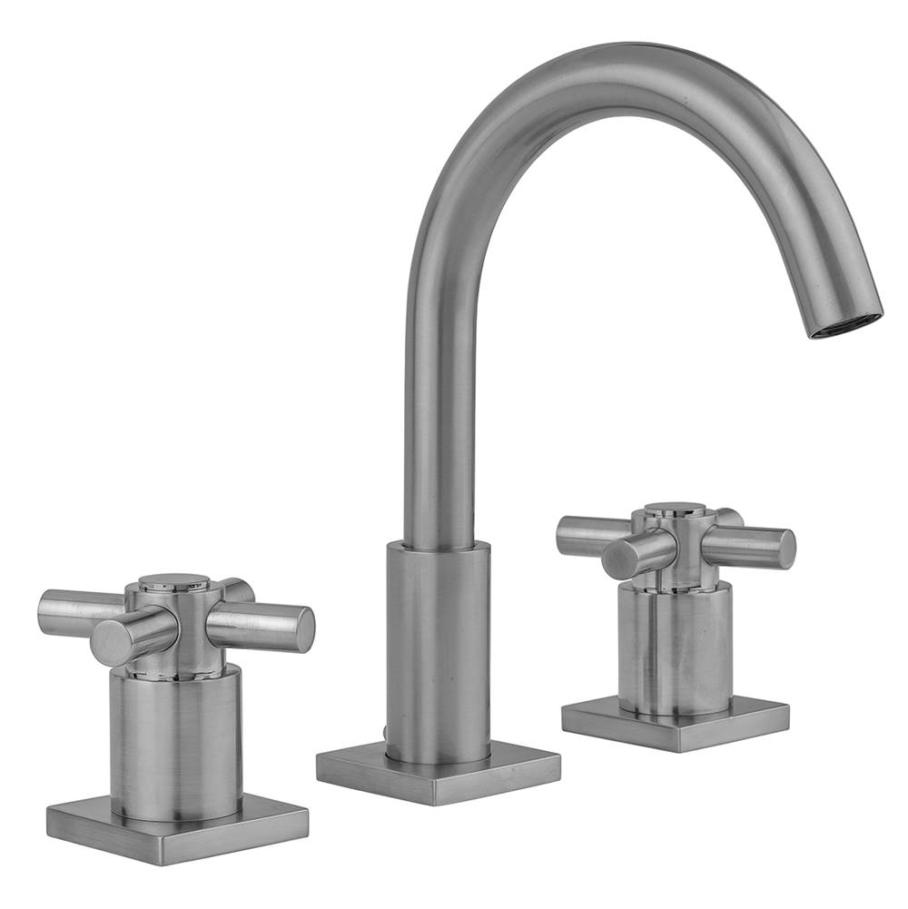 Jaclo Widespread Bathroom Sink Faucets item 8881-SQC-MBK