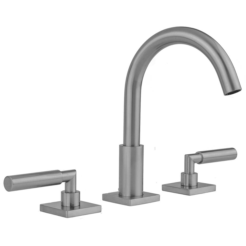 Jaclo Widespread Bathroom Sink Faucets item 8881-TSQ459-0.5-WH